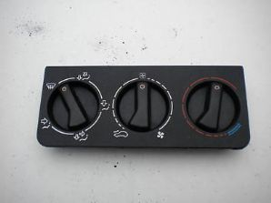 peugeot 205 1.9 1900 gti heater dials in GREY